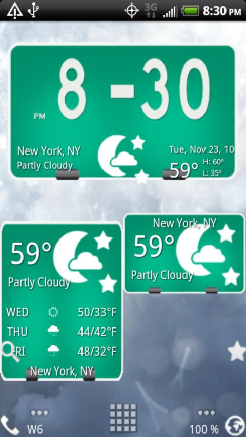 Gsp Weather Icons Android Themes