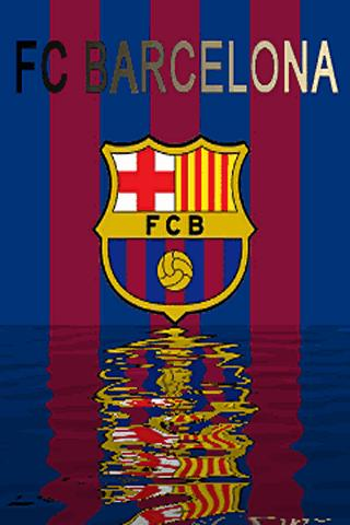 FC Barcelona Live Wallpaper Android Themes