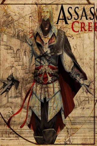 Assassin's Creed HD Theme 3 Android Themes