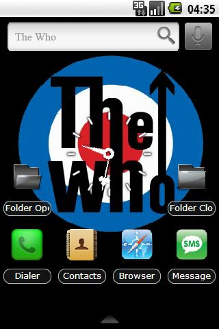 The Who – iPhone Icons Android Themes
