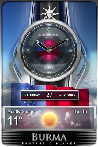BURMA AC Android Themes