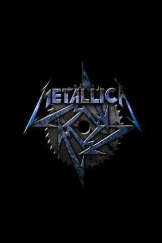 Metallica Blue Live Wallpaper Android Themes