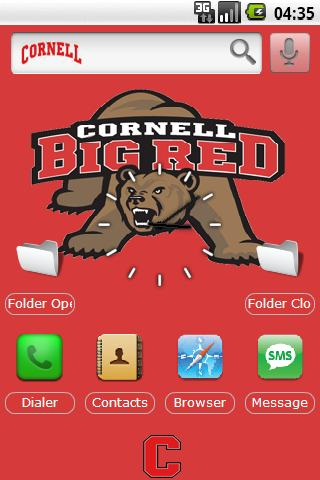Cornell U. w/ iPhone icons Android Themes