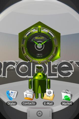 Bradley  Designer Android Themes