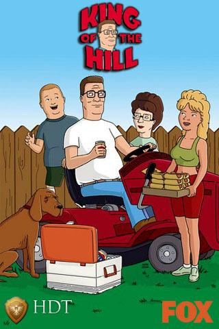 King of the Hill Android Themes