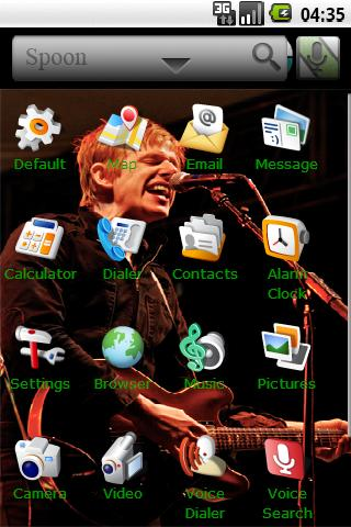 Spoon Android Themes