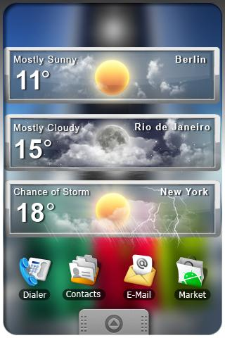 CAMEROON AC Android Themes