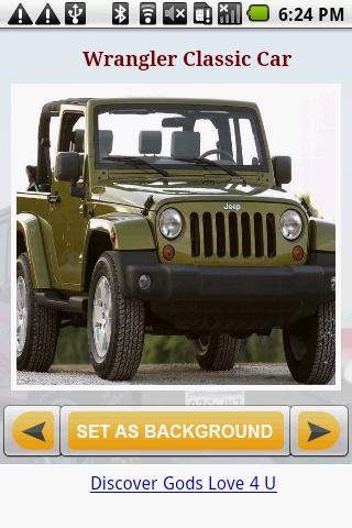 Wrangler Cars Gallery Android Photography
