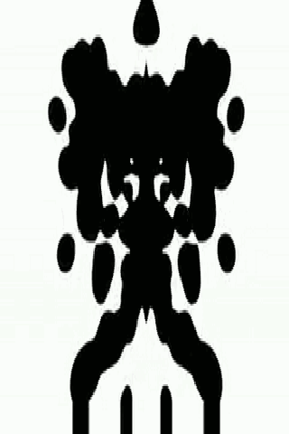 Rorschach Test Live Wallpaper Android Themes