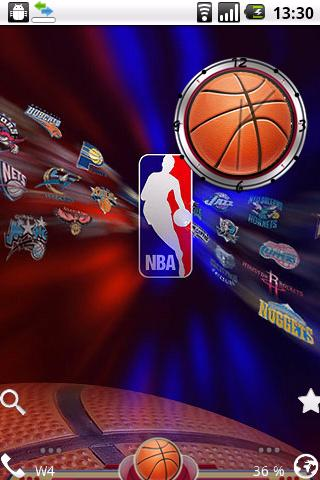 NBA theme Android Themes best android apps free download
