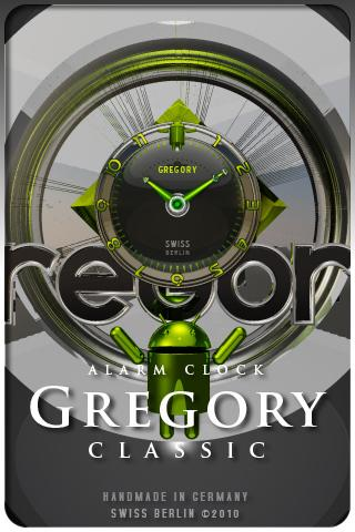 Gregory Designer Android Themes