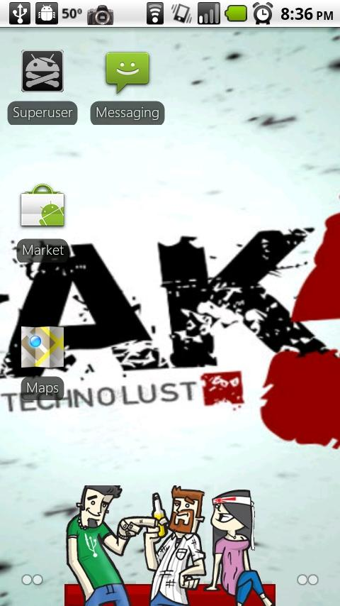 Hak5 ADW Theme Android Themes