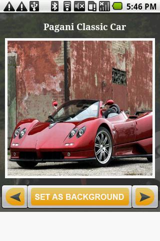 Pagani Cars Gallery Android Photography