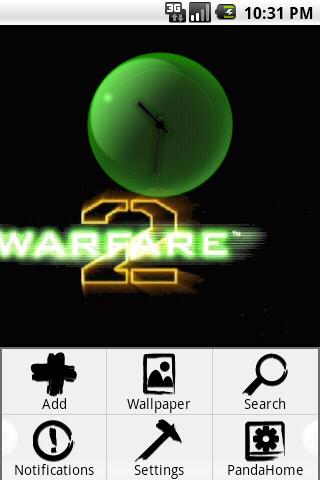 Call of Duty: MW2 Theme Android Themes