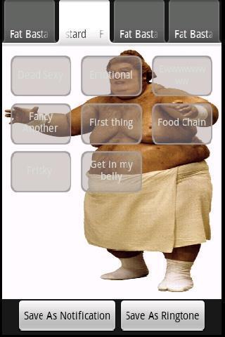 Fat Bastard Soundbord/Ringtone Android Entertainment