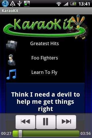 KaraoKit Singing Free Android Entertainment