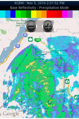 Storm Chaser Radar BETA Android News & Weather