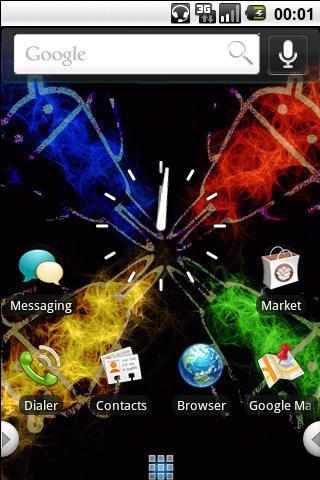 Google NexusOne Theme55 Android Themes