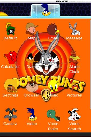 Looney Toons Theme Android Themes
