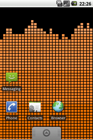 Equalizer LWP Android Personalization