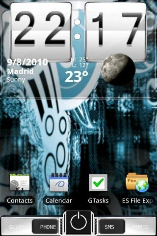 SpacePilot Android Themes