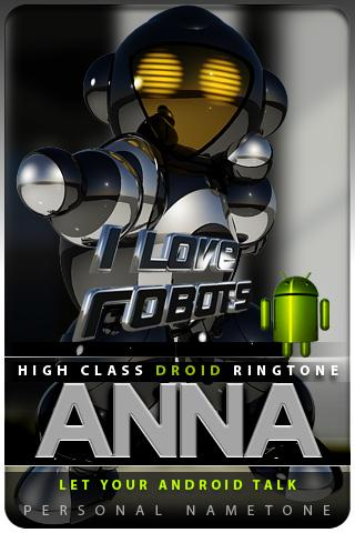 ANNA nametone droid Android Themes