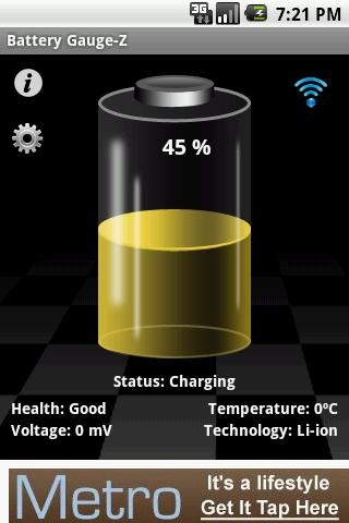 Battery Gauge-Z Android Tools