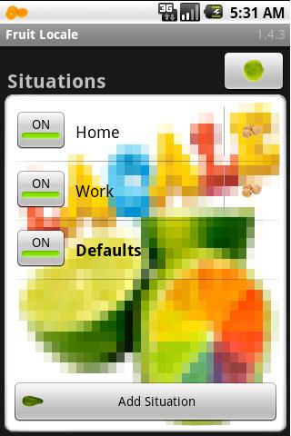 Fruit Locale Android Tools
