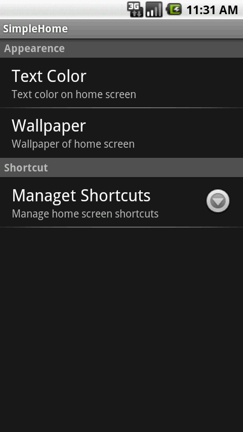 SimpleHome Android Tools