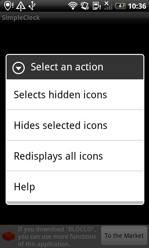 Secret Home Android Tools