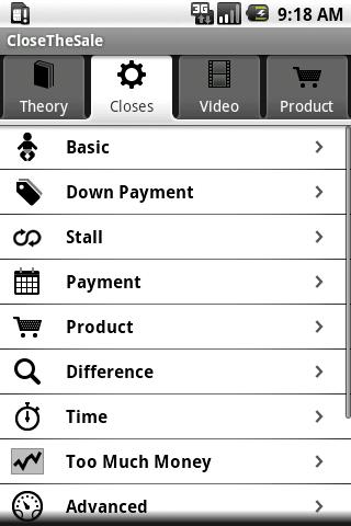 Close The Sale (Free) Android Tools