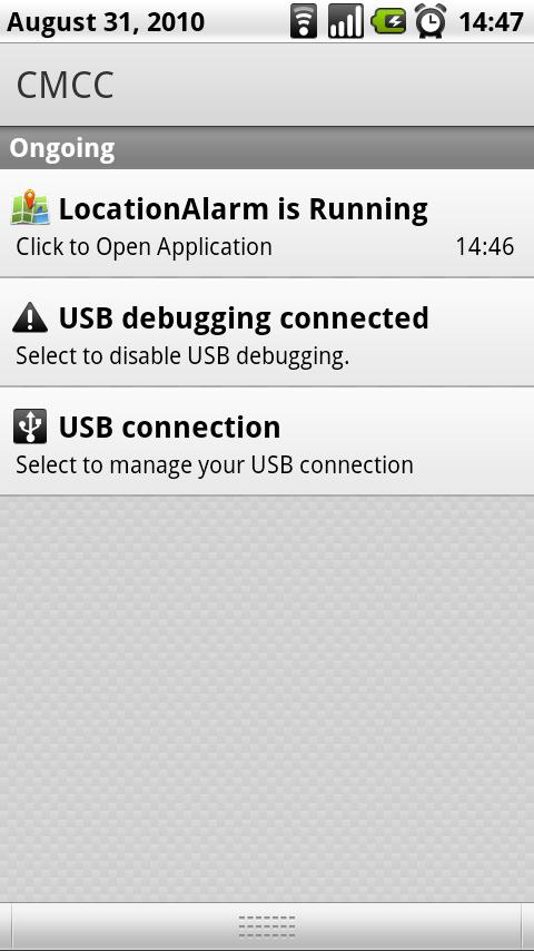LocationAlarm Android Tools