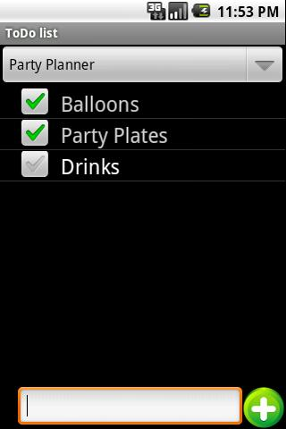 ToDo List, Organize your life! Android Tools