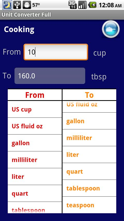 Unit Converter Full Android Tools