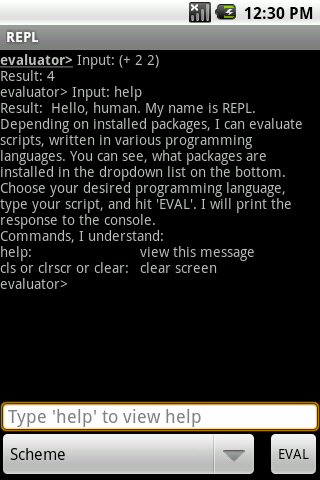 REPL Android Tools