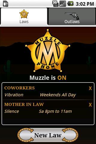 MuzzlePhone Android Tools