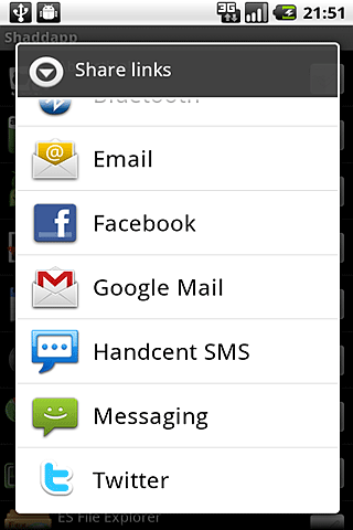 Shaddapp Android Tools