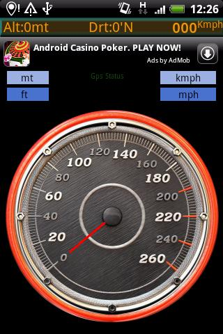 Speed Gauge Android Tools