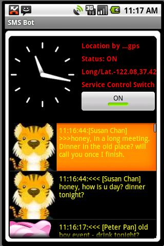 SMS Bot (Free) Android Communication
