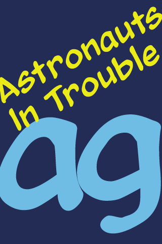 Astronauts In Trouble FlipFont Android Entertainment
