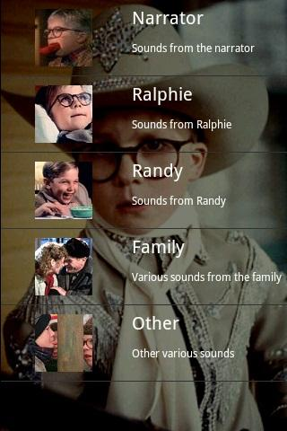 A Christmas Story Soundboard Android Entertainment