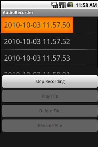 Audio Recorder Android Media & Video