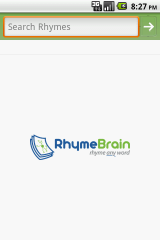 RhymeBrain Android Books & Reference