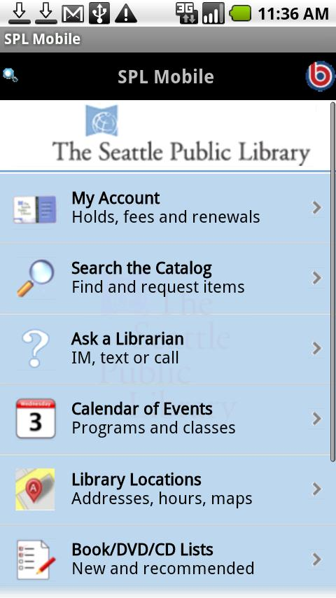 SPL Mobile Android Books & Reference