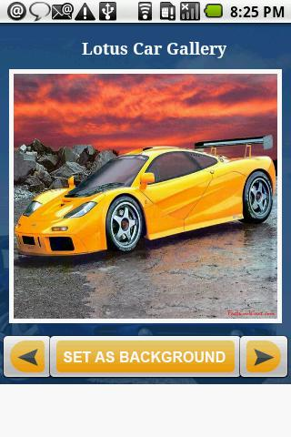 Lotus Cars Wallpaper Android Personalization