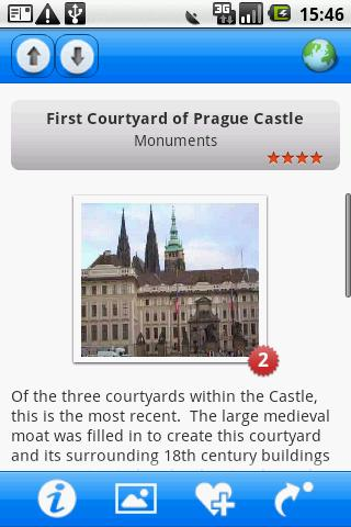 Free Prague travelguide &video Android Travel & Local