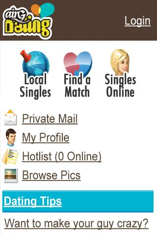 airg dating app