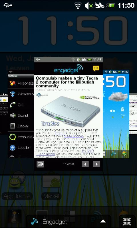 Itching Thumb (Task Manager) Android Productivity