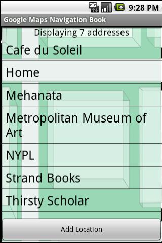For Google Maps Nav Book Pro Android Travel