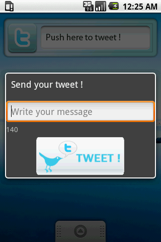 Twitget Android Social